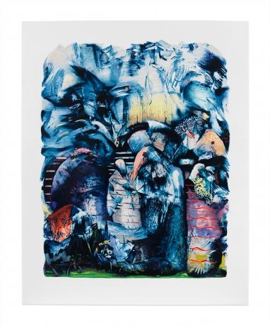 """Thinkpol"" Ali Banisadr x Avant Arte print launch"