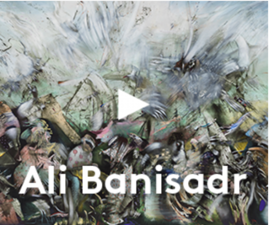 "Frieze Video ""Ali Banisadr: The World Upside Down"""