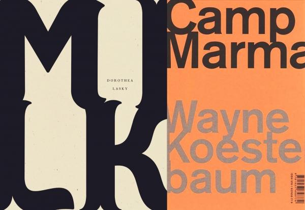 Wayne Koestenbaum and Dorothea Lasky Reading and Book Signing