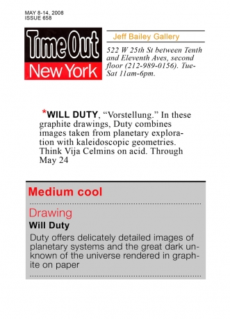 Will Duty: Medium Cool