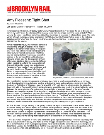 Amy Pleasant: Tight Shot