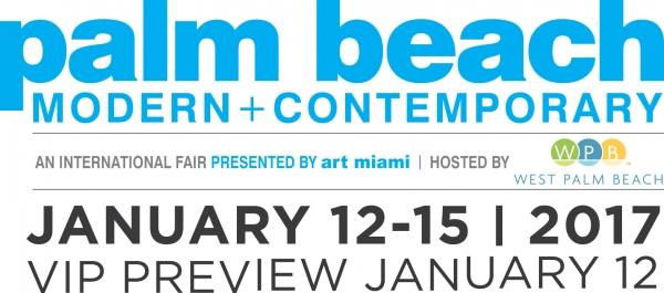 UNIX Gallery at Palm Beach Modern + Contemporary Fair 2017