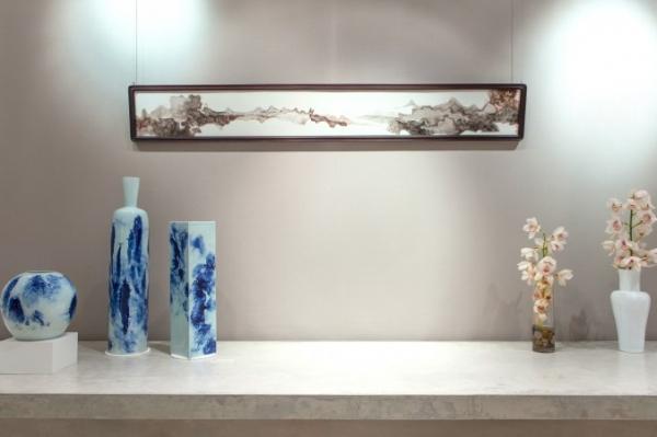 菲兹杰拉德美术馆中的当代中国陶瓷