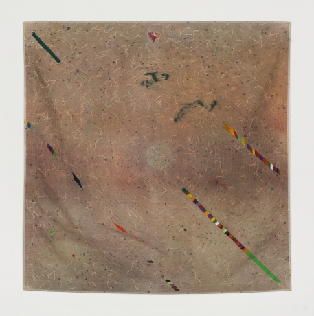 Experiments in Form: Sam Gilliam, Alan Shields, Frank Stella