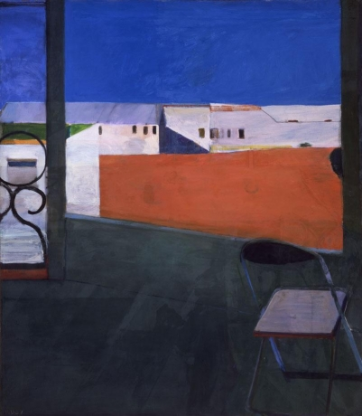 Richard Diebenkorn at the Cantor