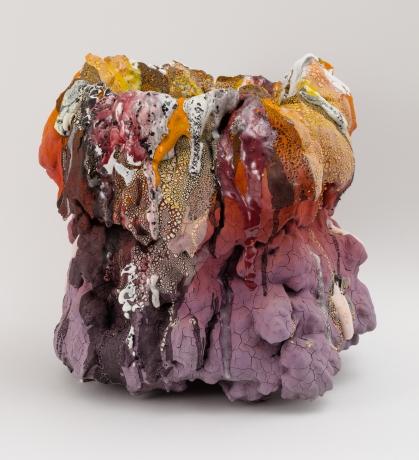 Ceramic artwork by Brian Rochefort