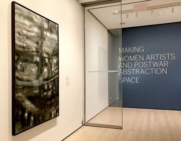 Making Space: Women Artists and Postwar Abstraction