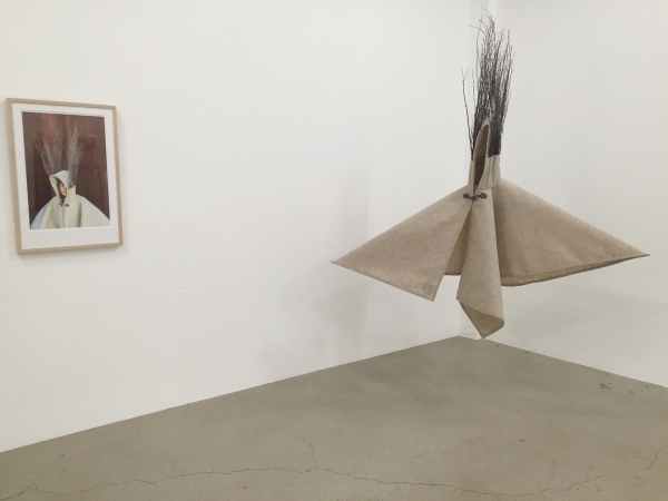 "Phyllis Green's ""Walking the Walk"" at LAM Gallery"