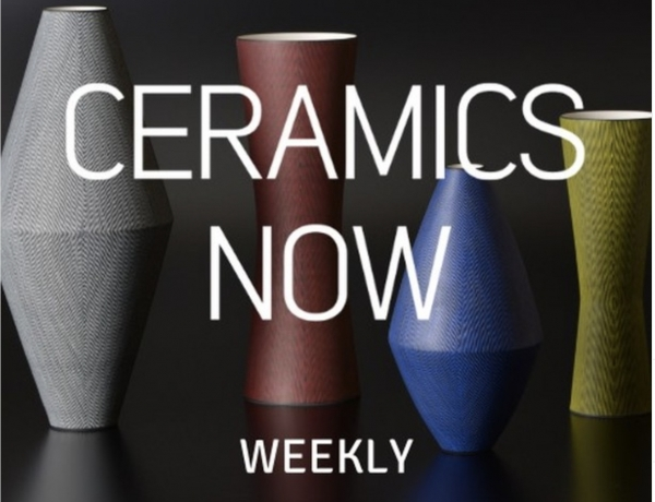 September shows at Joan B Mirviss LTD in this week's Ceramics Now