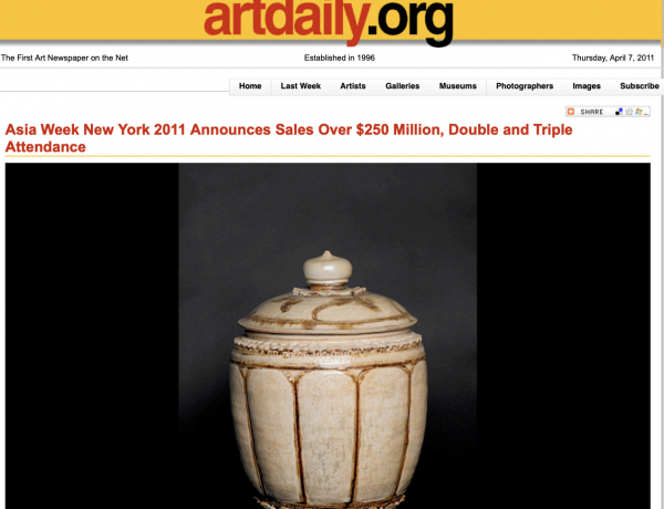 artdaily.org