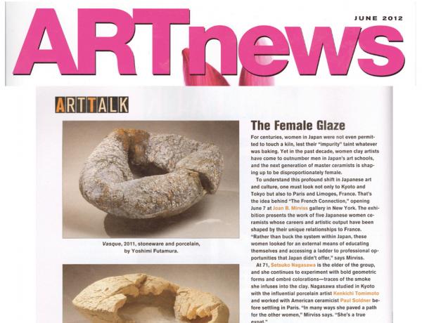 ArtNews June 2012