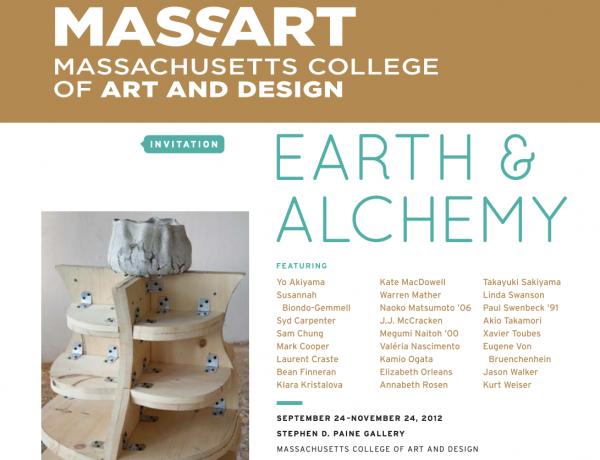 Earth & Alchemy Exhibition