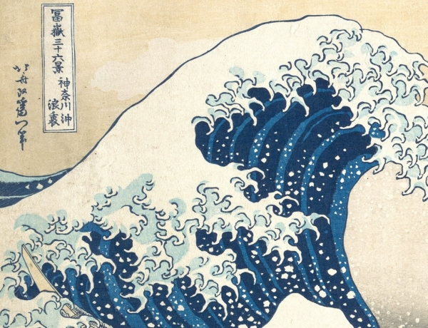 An Insider's Look at Hokusai's Iconic Great Wave