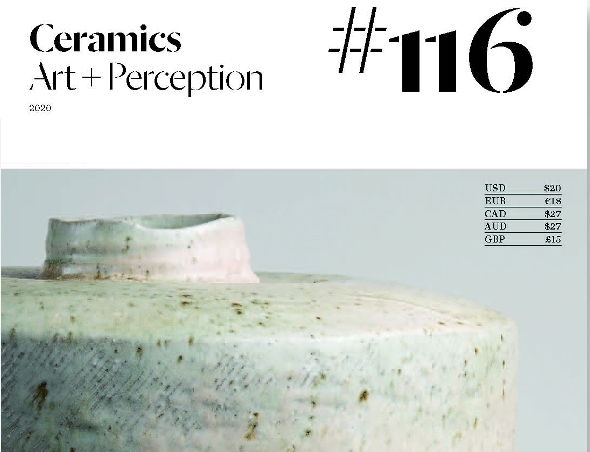 FATHERS & SONS featured in Ceramics Art + Perception