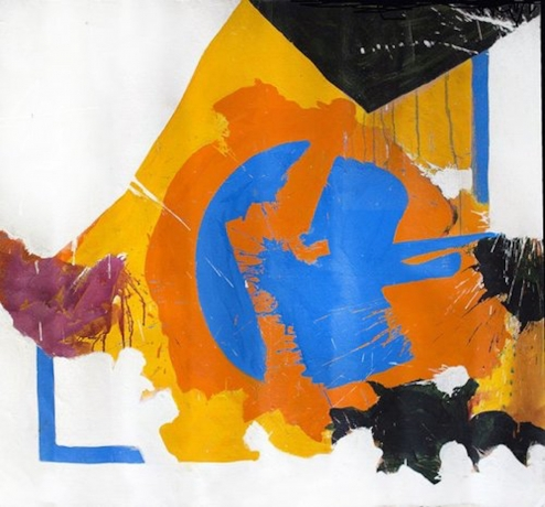 Neil Williams Painting With The Best of them - Exhibition Review in the Wall Street International