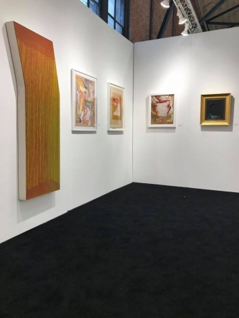 Mapanare.us review of DB Fine Art at the Philadelphia Fine Art Fair 2019