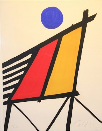 Alexander Calder: Sharing Negative Space - Artnet Review