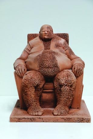 Of Human Clay