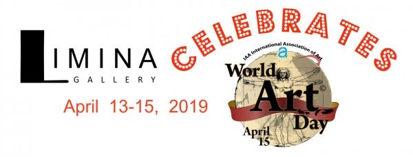 LIMINA GALLERY CELEBRATES WORLD ART DAY 2019