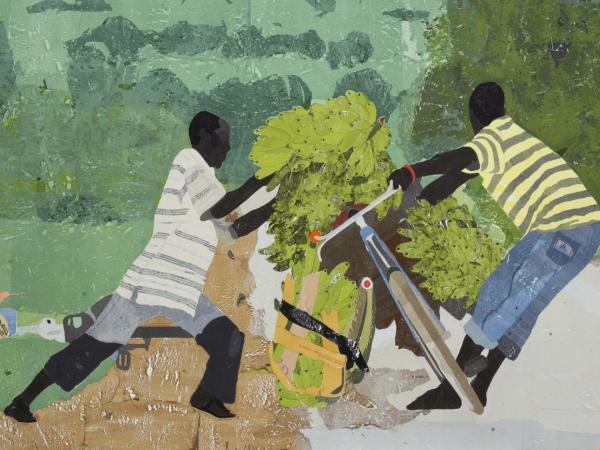 Hugo McCloud in Critical Dialog: Labor, Environment, Place: An Artist's Response