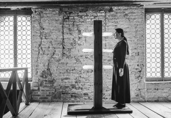 Marina Abramović in Beyond Bliss