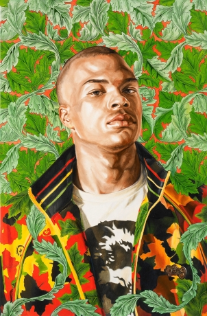 Kehinde Wiley in Reclamation! Pan-African Works from the Beth Rudin DeWoody Collection