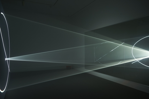 Anthony McCall in Artists' Forum: The Presence of the Absence