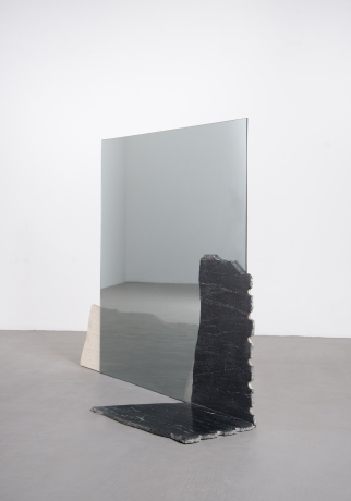 Jose Dávila in Negative Space and Structure