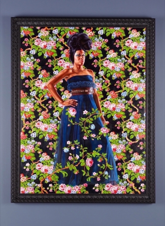 Kehinde Wiley in #IntheArchive