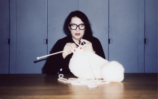 Marina Abramović in Portrait of an Artist Conversations with Trailblazing Creative Women