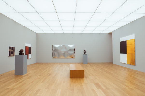 Mainly painting: Works from the Hilti Art Foundation