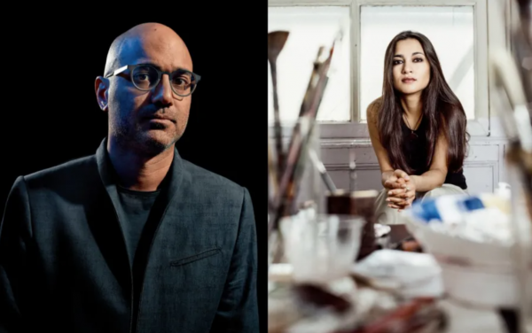 Shahzia Sikander in conversation with Sadia Abbas and Ayad Akhtar