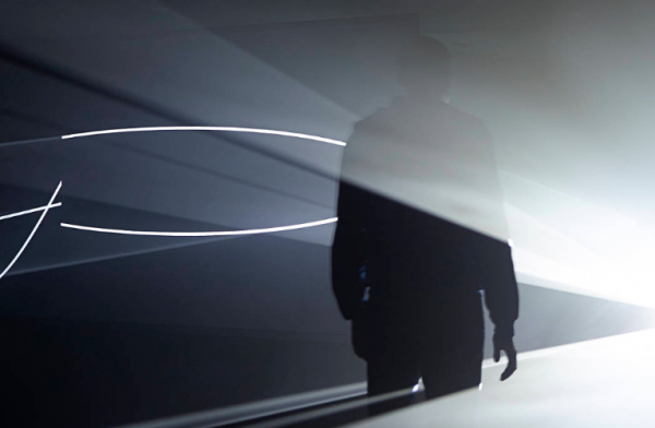 Anthony McCall: Solid Light Works