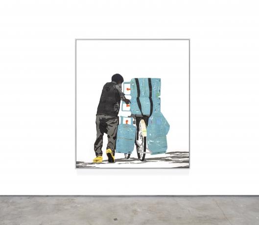 Zoom Conversation: Hugo McCloud and Sean Kelly in conversation