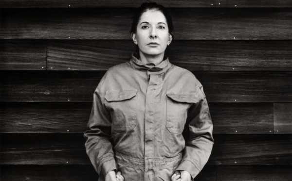 Marina Abramović in The Cleaner