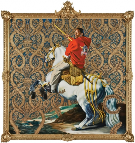 Kehinde Wiley in 30 Americans