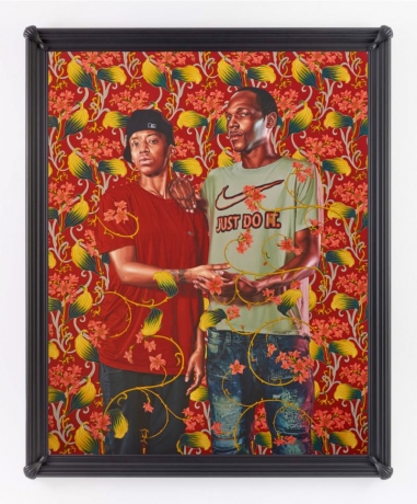 Kehinde Wiley in Kehinde Wiley: Saint Louis