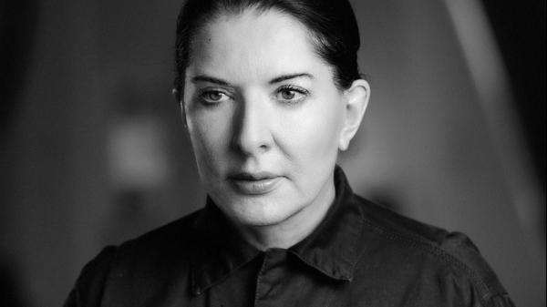 Marina Abramović in THAT SELF / OUR SELF
