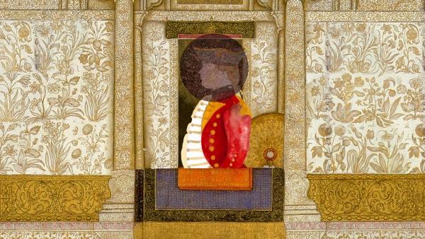 Shahzia Sikander in Glitch
