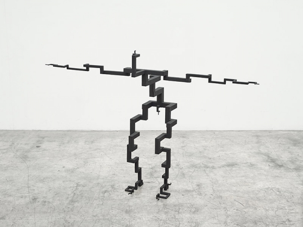 Antony Gormley in FEEL