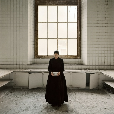 Marina Abramović in Crossing Views