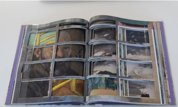 Julião Sarmento in Processos em Trânsito I Livros de Artista