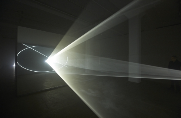 Anthony McCall in #IntheArchive