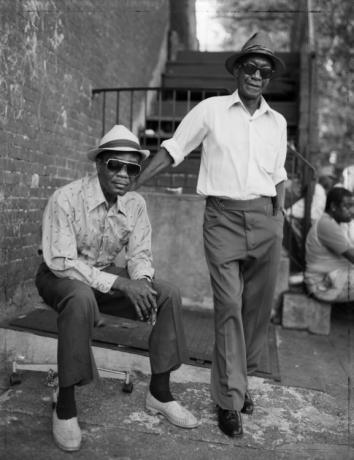 Dawoud Bey in Street Portraits: Dawoud Bey and Greg Tate