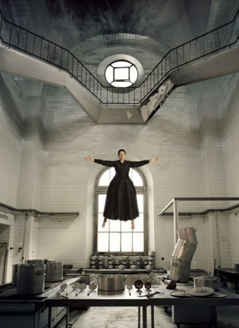 Marina Abramovic in All miracles