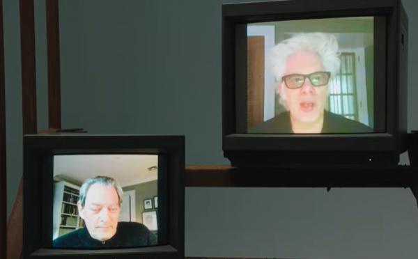 Paul Auster and Jim Jarmusch on Joe Brainard