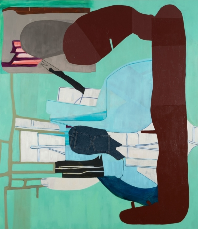 Medrie MacPhee Exhibition Highlighted in The New Yorker