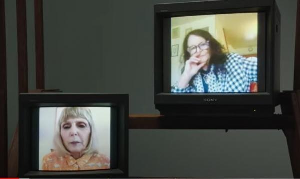Constance Lewallen and Anne Waldman on Joe Brainard