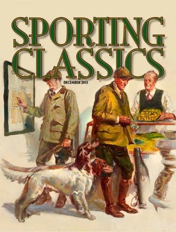 John Banovich featured in Sporting Classics