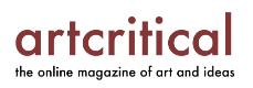 George Negroponte Featured in ArtCritical